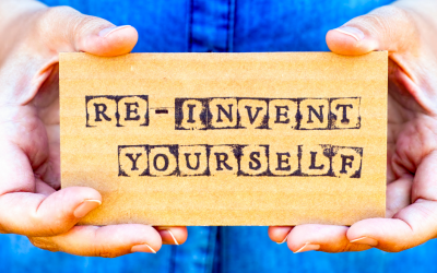 How To Re-Invent Your Career Before It's Too Late