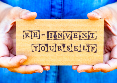 How To Reinvent Your Career Before It's Too Late